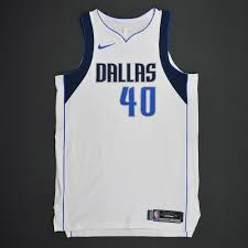 Harrison Barnes Shirt Harrison Barnes Dallas Mavericks Kia Nba Tip Off 2017 Game