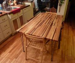 wood block dining table butcher block dining table design ideas home interiors