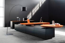 Modern Executive Office Table Design Create A Fun And Funky Modern Office Furniture For Right