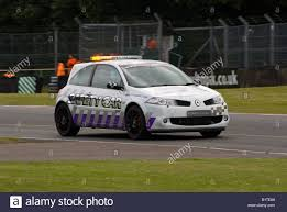 renault megane sport renault megane sport safety car exiting old hall corner oulton