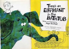 Bathtub Books There U0027s An Elephant In The Bathtub U2013 Confessions Of A Broccoli Addict
