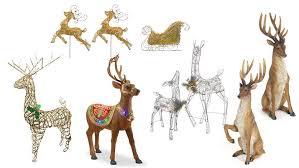 top 10 best outdoor reindeer decorations compare save heavy