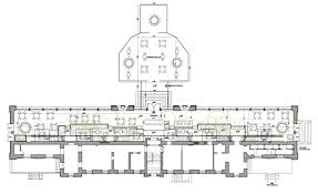 Belvedere Floor Plan Belvedere Restaurant Wwaa
