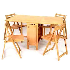 Folding Table With Chairs Stored Inside Mesmerizing Folding Table With Chair Stored Inside Lovely Folding