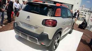 new citroen new citroen c3 aircross the multi purpose suv motoring research