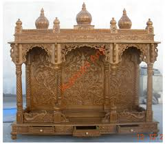 mandir designs house image search results wooden pooja mandir