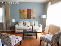 Accent Colors For Tan Walls by Decorating Cents Paint Colors In Our Home