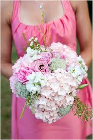 Shabby Chic Bridal Bouquet by Pink U0026 White Southern Shabby Chic Wedding From Style By Design