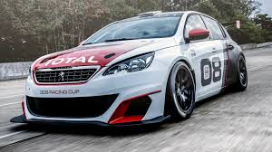 peugeot 308 touring peugeot 308 cup the racing car you can buy