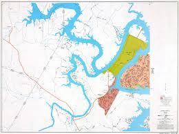 Colorado River Texas Map Austin Texas Maps Perry Castañeda Map Collection Ut Library