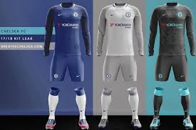 Baju Nike Reject is this chelsea s new nike kit designs of 2017 2018 home away and