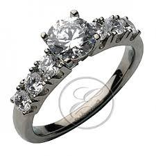 titanium engagement rings images Black titanium engagement rings andino jewellery jpg