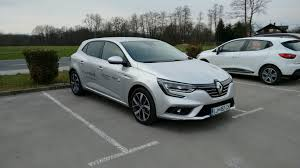 renault megane finally chance to drive a new renault megane iv bose
