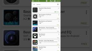 best bass and eq quality for andriod in 2016 youtube