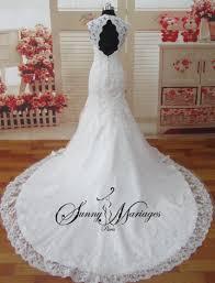 robe de mariã e dentelle dos robes de mariee en dentelle robe de mariee manche robe de mariee