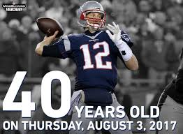 44 Years Old by Mind Blowing Stats U2013 Tom Brady Turns 40 Nfl Com