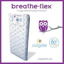 colgate crib mattress colgate breathe flex 2 stage crib mattress the innovative colgate