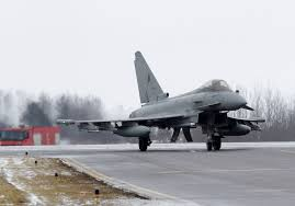 russian spy planes intercepted over baltic three times in two days