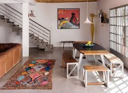 montage 27 rooms with boucherouite rugs stylecarrot