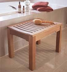 teak garden bench single seater small dingklik chair knock down
