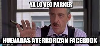 Parker Meme - ya lo veo parker the boss meme on memegen
