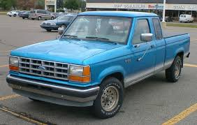 ford thunderbolt ranger hooniverse weekend edition no more ranger for you