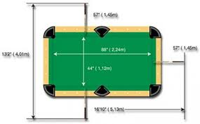 Professional Size Pool Table Billiards Table Dimensions Billiards And Pool Table Faqs Billiard