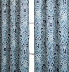 Target Paisley Shower Curtain - blue paisley curtains u2013 teawing co