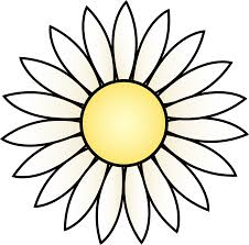 free coloring pages cartoon daisy flower in design animal coloring