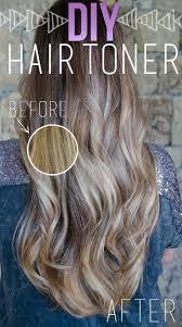 how to tame gray hair diy fix for brassy hair color