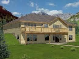 Hillside House Plans With Garage Underneath House Plans Sloping Lot Hillside House Plans