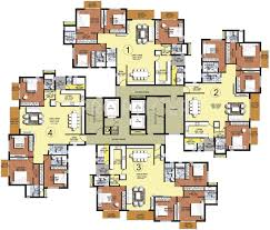 cluster house plans accent cluster courtyard housing