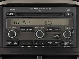 honda pilot audio system 2008 honda pilot radio interior photo automotive com