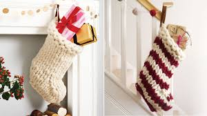 chunky knit stockings you need this christmas where to find