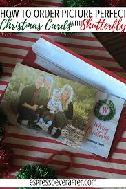 order christmas cards how to order picture christmas cards featuring shutterfly