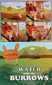 comic water under the burrows chapter 1 by mistermead and