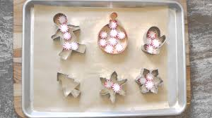 how to make peppermint ornaments