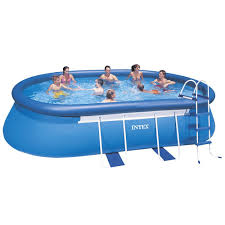 Intex Pools 18x52 What Are The Best Above Ground Pools Smart Guide And Reviews 2017