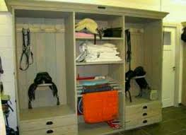 Barn Organization Ideas 23 Best Saddle Cabinet Images On Pinterest Horse Barns Horses