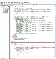 speed write vba code by recording a macro automate the web