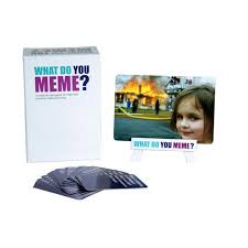 Cards Meme - what do you meme game is 2017 s cards against humanity