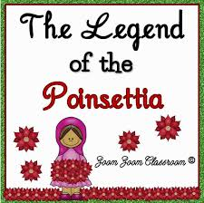 lessons by molly legend of the poinsettia