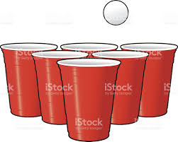 beer can cartoon drinking games beer pong stock vector art 458036793 istock