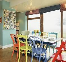 painted dining chairs large and beautiful photos photo to