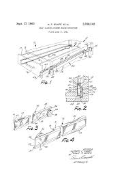 patent us3104142 self closing drawer slide structure google