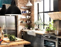 cuisine ambiance cuisine ambiance industriel outil intéressant votre maison