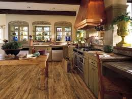 Kitchen Laminate Flooring Kitchen Glamorous Kitchen Flooring As Well As Cherry Wood