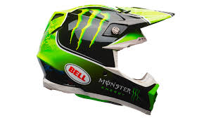 monster energy motocross helmet bell helmets 2018 line released transworld motocross