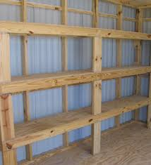 Woodworking Projects Garage Storage by Building Wooden Shelves Plans Custom Woodworking Projects