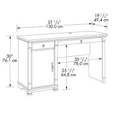 Height Of A Computer Desk Computer Table Height Computer Table Pinterest Office Table